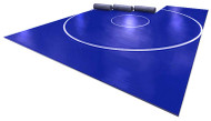Competition Wrestling Mat - 42'x40'x1-5/8""