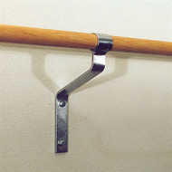 Single Wall-Mounted Stretch Ballet Bar