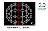 Fullerene-C70 Purity: 99.9%