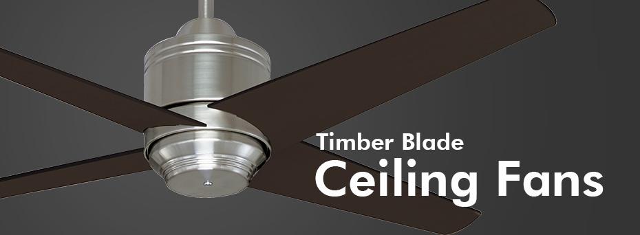 Galaxy S Timber Blade Ceiling Fan Range