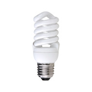 CLA 15w E27 Mini Spiral CFL 2700K Warm White