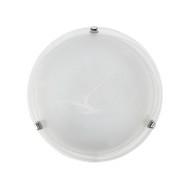 Eglo Salome 12w 5000K LED Ceiling Alabaster Oyster