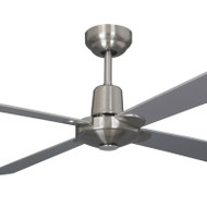 Mercator Kimberley 120cm Silver Timber Blade Ceiling Fan