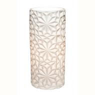 Mercator Thelma White Porcelain Table Lamp
