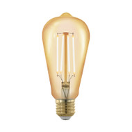 Eglo Extra Warm 4w E27 LED Vintage Pear Shape