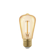 Eglo Extra Warm 4w E27 LED Vintage Mini-Pear Shape