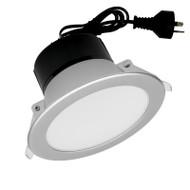 Mercator Retina Mini 6w 3000K LED Down Light Silver