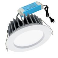 Mercator Optica 10w 5000K LED Down Light White