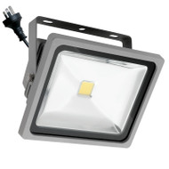 Mercator Lorne 50w 5500K LED Flood Light Silver