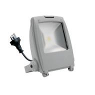 Mercator Napier 15w 5500K LED Flood Light Silver