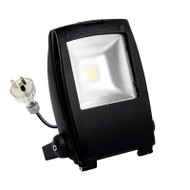 Atom AT7003 50w 5000K LED Flood Light Black