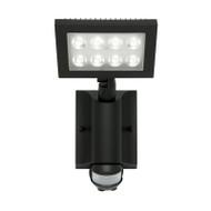 Mercator Corbo 24w 4000K LED Flood Light & Sensor Black