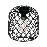 Mercator Henrik DIY Ceiling Batten Fix Light Black