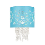 Mercator Angel DIY Ceiling Batten Fix Light Blue