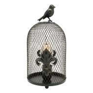 Mercator Trinity Cage Lamp Black