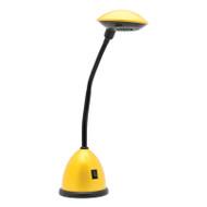 Mercator Cassie 3w LED Desk Lamp Yellow