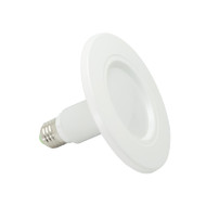 CLA Convert2 10w E27 LED Downlight Replacement 3000K Warm White