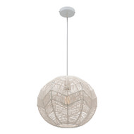Mercator Bonnie Paper Yarn Hanging Pendant Small