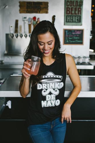 Drinko de Mayo - Muscle Tank
