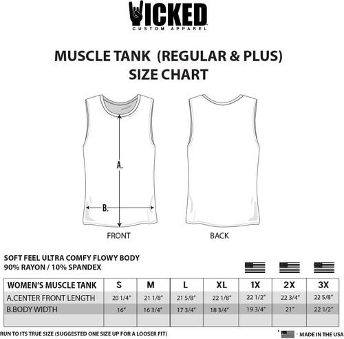 Custom Muscle Tank