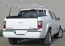 Honda Ridgeline Utility Ladder Rack in stainless - Fits up to 2015  model year - Series 1