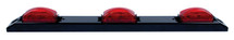 "17"" Red 3-Light Identification Light Bar"