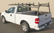 Forklift Accessible Super Heavy Duty Truck Rack has fitments available to fit short and long bed trucks