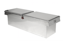 Standard Crossover Gull Wing Diamond Plate Toolbox