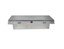 Wide & Deep Standard Crossover Diamond Plate Toolboxes