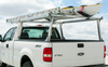 Galleon Aluminum Overhead Stake Pocket Truck Ladder Rack takes you from work to weekend warrior (ask us about canoe and kayak fitments) - Standard Model