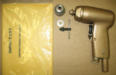 Vintage Pneumatic Air Drill Jacobs Chuck Ingersoll Rand IR D96
