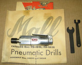 Pneumatic Air Straight Drill Aircraft Chuck Mall PD103