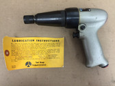 "Pneumatic Screwdriver Rockwell 35FC302 B 1/4"" Hex Air Wrench"