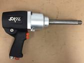 "Pneumatic Air 3/4"" Sq. Drv. Impact Wrench Skil 1116-9 6"" Ext. Anvil"