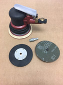 "Pneumatic 5""  Air  Palm Sander Tool with Velcro Pad"
