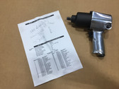 "Pneumatic 1/2"" Sq Dr. Air Impact Wrench Zipp ZP-121"