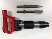 Pneumatic 4 Bolt Air Chipping Hammer MP-5004 +2 Bits