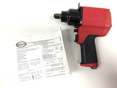 """Pneumatic 1/2"""" Impact Wrench Sioux IW38HAP-4F"""