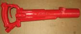Pneumatic Air Clay Digger Demolition Hammer Leroi 31 + 2 Bits
