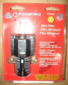 """Pneumatic 1/4"""" Air Line Filter Ingersoll Rand PF2020 2 Piece Lot"""