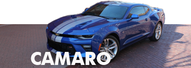2017 2018 Camaro Stripes Decals Vinyl Graphics