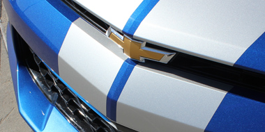 Chevy Vinyl Graphics Stripes Decals Kits