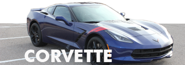 2017 2018 C7 Corvette Stripes Decals Vinyl Graphics