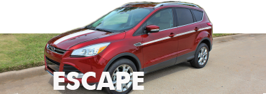 Ford Escape Stripes Decals Vinyl Graphics