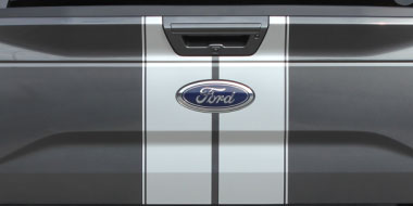Ford Vinyl Graphics
