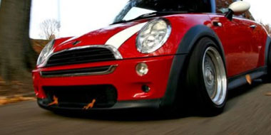 Mini Cooper Vinyl Graphics