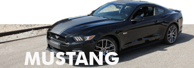 2017 Mustang Stripes Decals Vinyl Graphics
