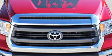 Toyota Vinyl Graphics