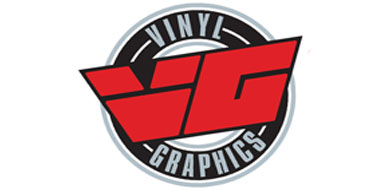 Vinyl Graphics Inc. Warehouse Decals Stripes Designs