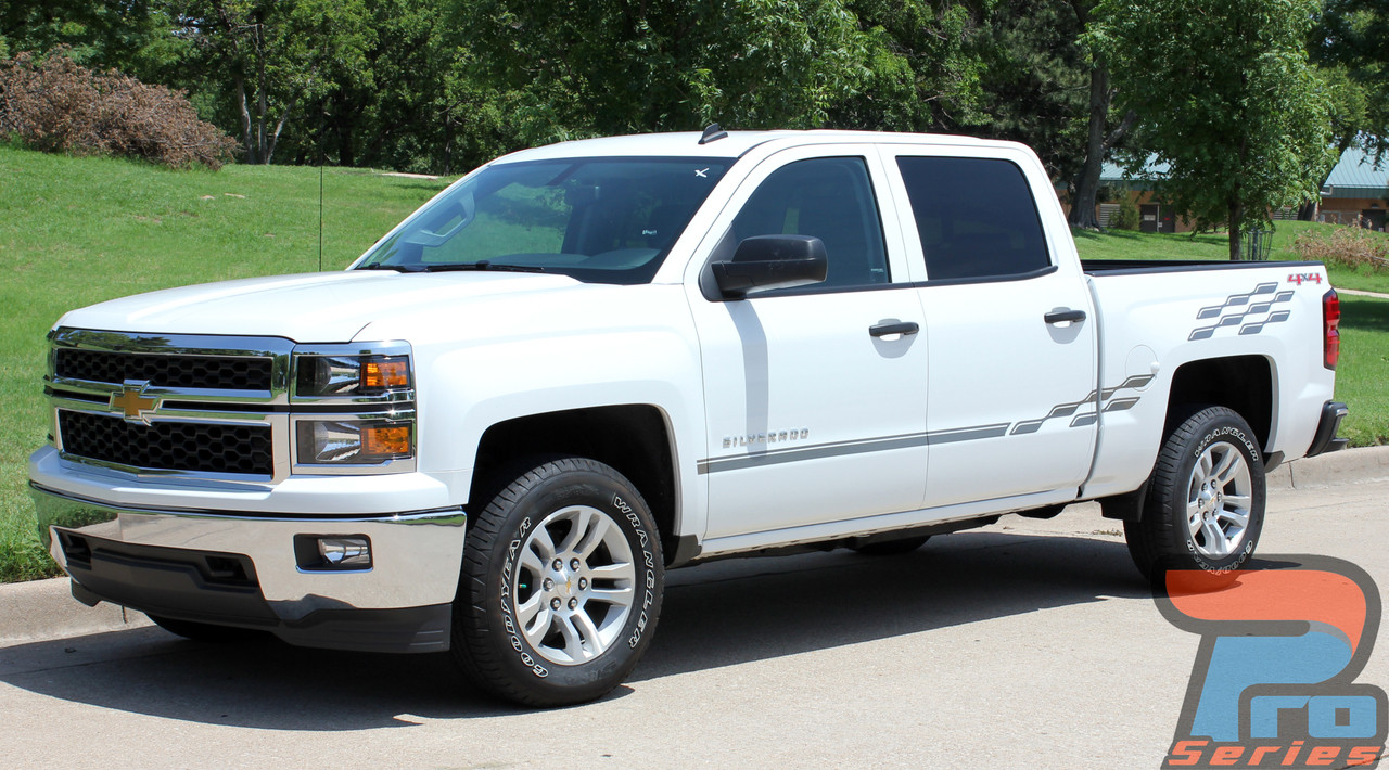 CHAMP | Silverado Stripes | Silverado Decals | Silverado ...
